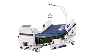 Stryker's MV3 bariatric bed frame