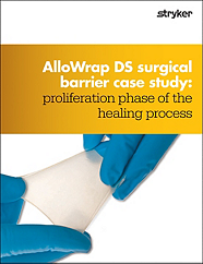 AlloWrap Stages of Healing