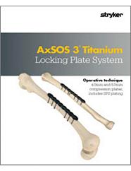 Axsos 3 Titanium Op Tech