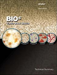 BIO4 Viable Bone Matrix Technical Summary