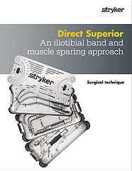 Direct Superior Surgical protocol - DISPUR-SP-3