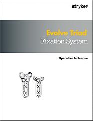 Evolve Triad Operative Technique