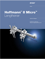 Hoffmann Micro Lengthener Operative Technique