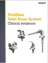 Triathlon® Total Knee System Clinical evidence