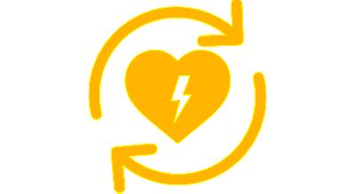 Symbol für LIFELINKcentral AED Program Manager