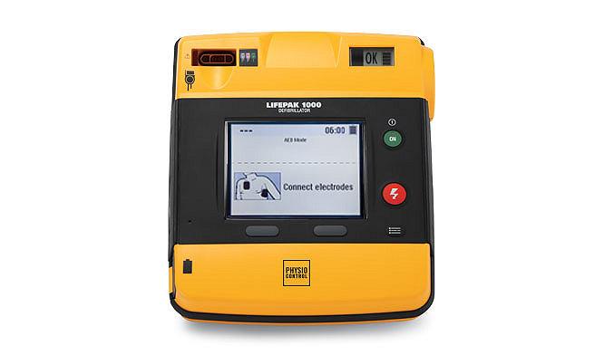 LIFEPAK 1000-Defibrillator