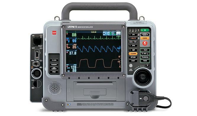LIFEPAK 15-Monitor/-Defibrillator