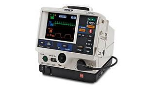 LIFEPAK 20e-Defibrillator/-Monitor