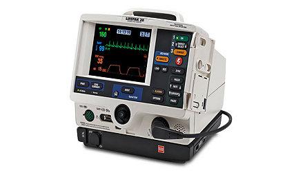 Moniteur/défibrillateur LIFEPAK20e