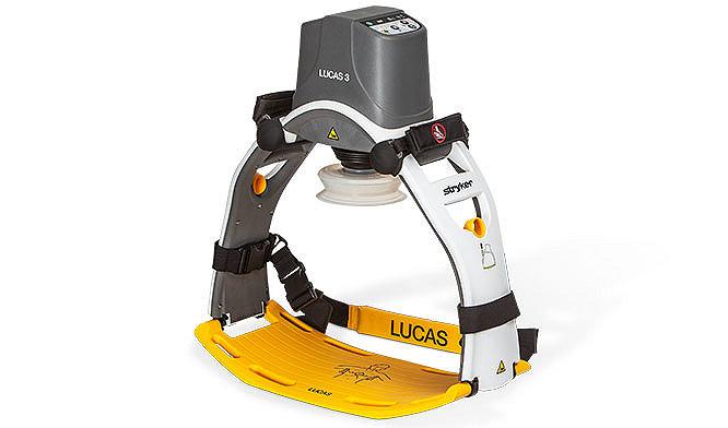 LUCAS 3-Thoraxkompressionssystem