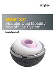 MDM Surgical protocol - MDM-SP-1