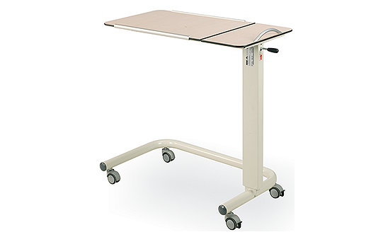 Stryker's Modern Overbed Table