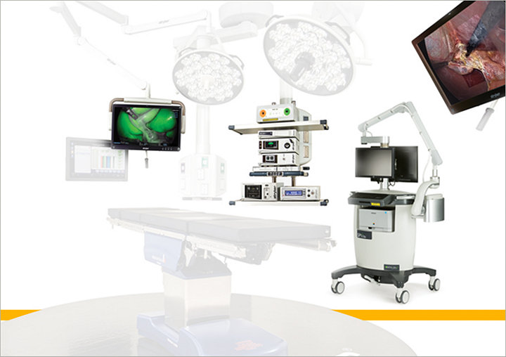1588 AIM + SPY Fluorescence Technology
