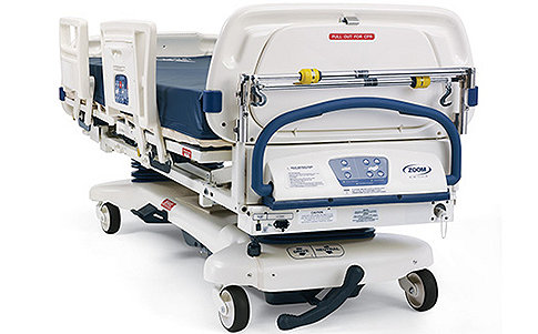 Styrker's Epic II Critical Care Bed