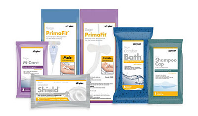 Patient cleansing products