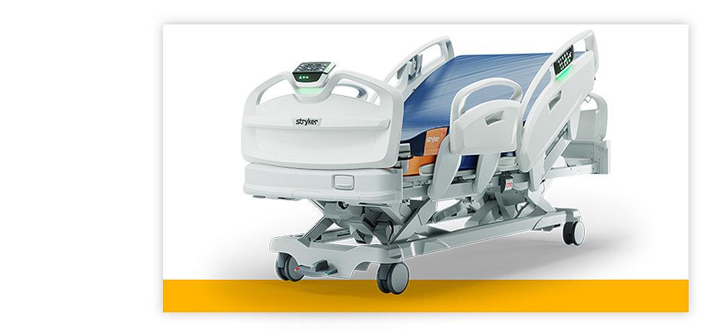 Le lit Procuity est un dispositif médical de classe Im (2797), il est destiné à faciliter le positionnement, le traitement, la récupération, le soutien et le transport des patients au sein de l'établissement de santé. Stryker Medical 3800 E. Center Ave. Portage, MI 49002 États-Unis