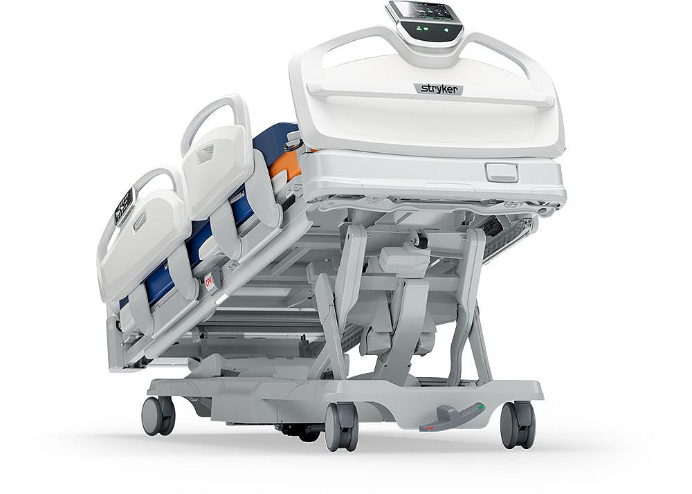 Stryker's ProCuity bed series