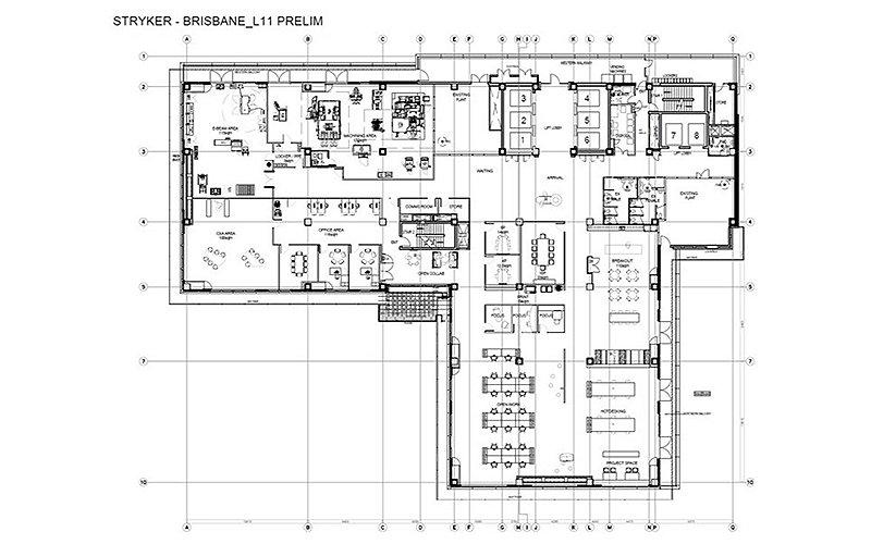 R&D Lab blueprint