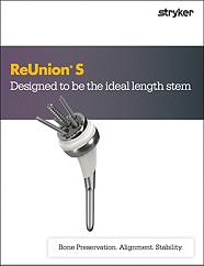 ReUnion S Sell sheet