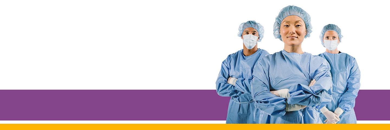 Surgical Technologies hero image