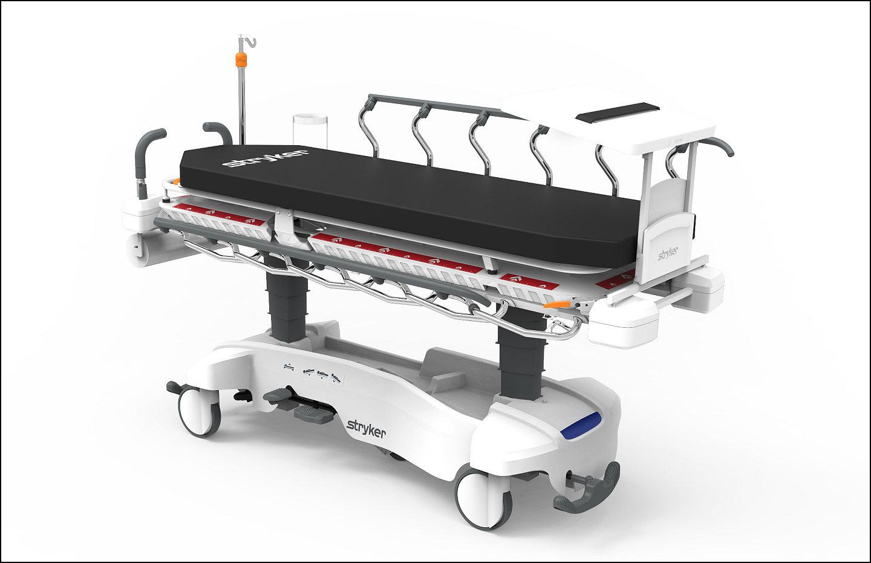 Stryker's ST1-X stretcher