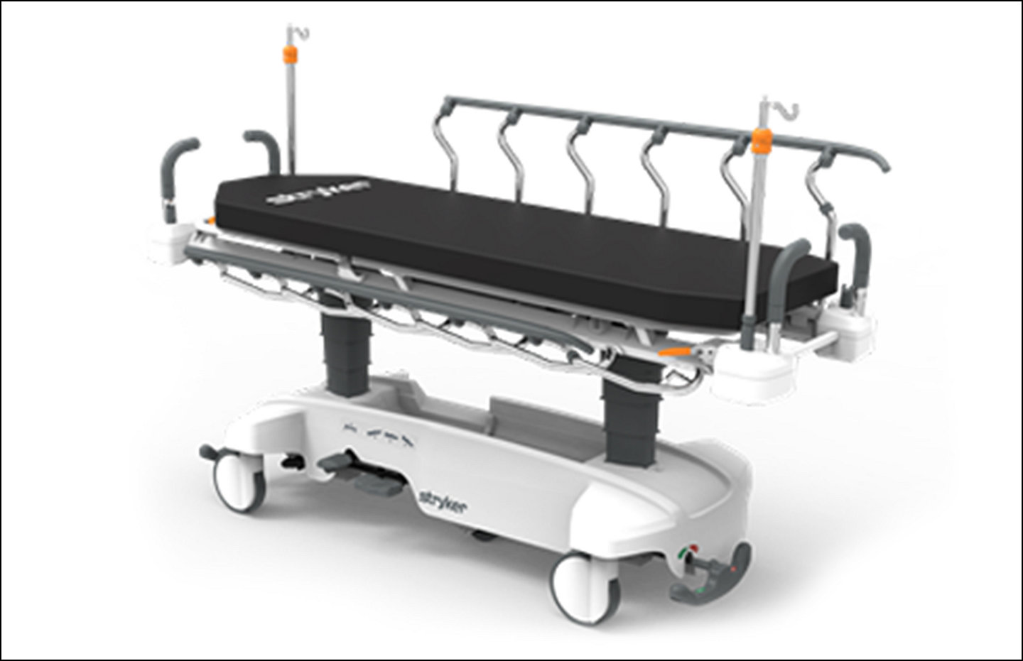 Stryker's ST1 stretcher