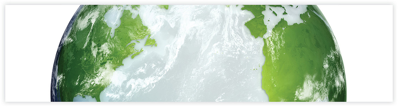 Globe Banner Image