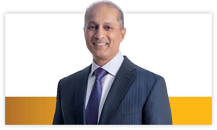 Kevin Lobo Chairman and CEO