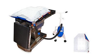 New Sage HalfMATS Mobile Air Transfer System