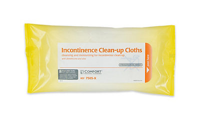 Sage Incontinence Clean-up Cloths