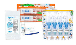 Sage oral hygiene systems for non-ventilated patients