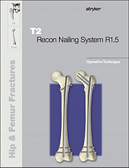 T2 Recon 1.5 operative technique