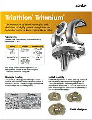 Triathlon Tritanium Brochure