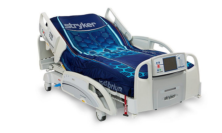 Stryker's InTouch Critical Care Bed