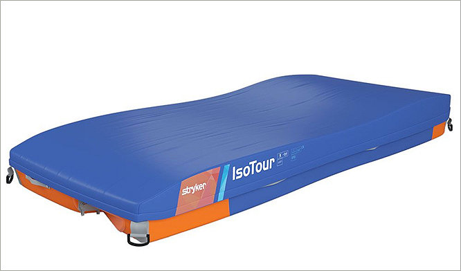 Stryker's IsoTour support surface