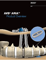 AVS ARIA Brochure