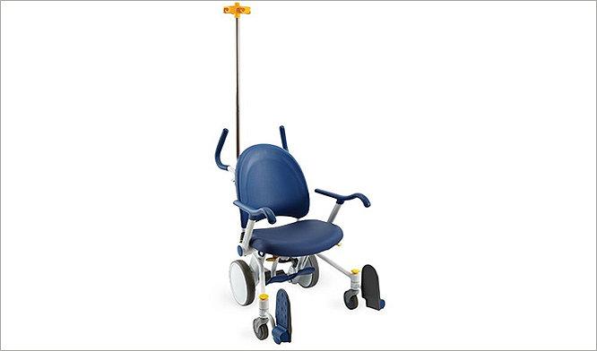 Stryker's Prime TC transport chair