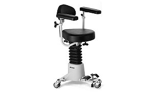 Stryker's Surgistool Chair