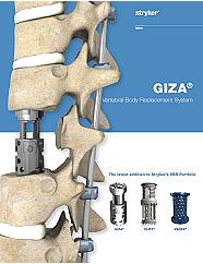 Giza Brochure