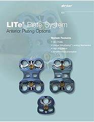 LITe Plate System Anterior Brochure