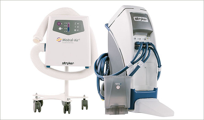 Stryker's Mistral Air and Altrix