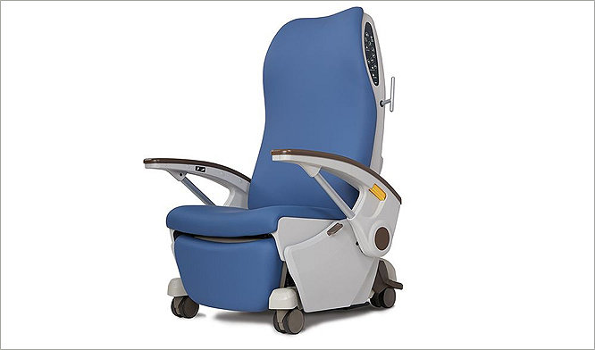 Stryker's TruRize clinical chair