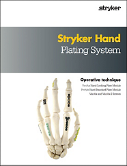 VariAx Hand Operative technique
