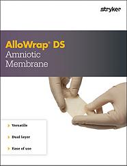 AlloWrap DS operative technique