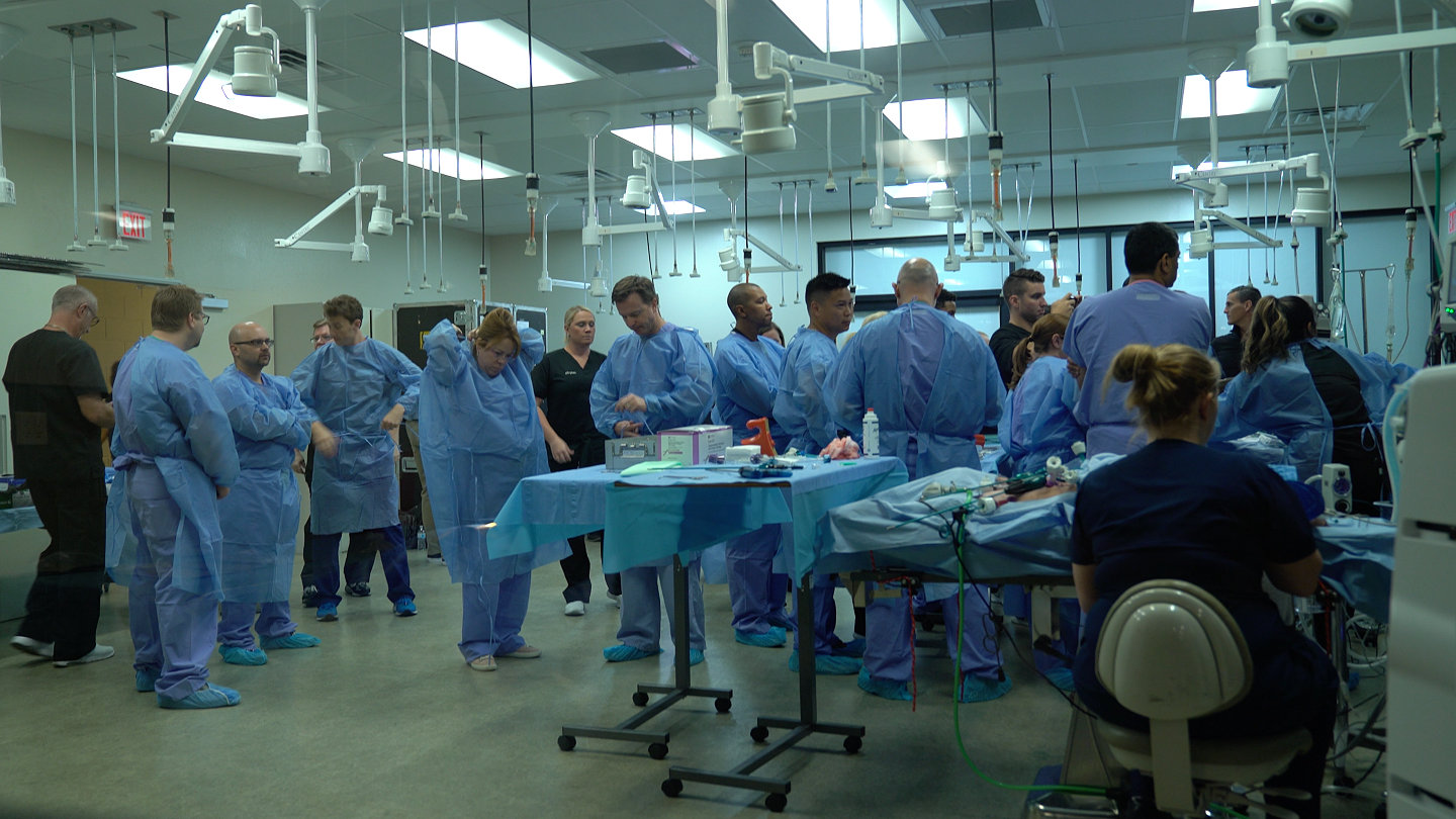 stryker lab course