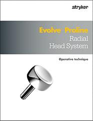Evolve Proline Operative Technique