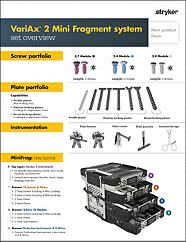 VariAx 2 Mini Fragment System set overview