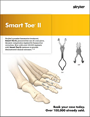 Smart Toe II features and benefits