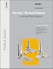 VariAx Distal Fibula operative technique